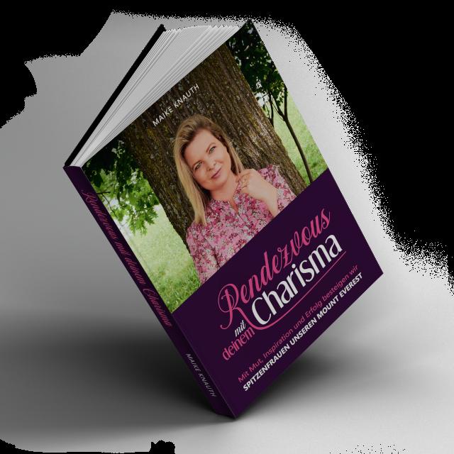 Buchcover - Dieses Frühjahr im Buchhandel - Maike Knauth - Der ultimative Guide für erfolgreiche Unternehmerinnen
